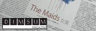 The Maids in The Press (2)